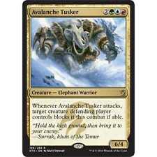MTG Avalanche Tusker Ex - Khans of Tarkir