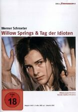 Willow Springs & Day of the Idiots (DVD) Carole Bouquet, Magdalena Montezuma NEW