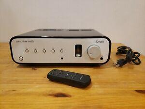 Peachtree Audio iDecco Audiophile Integrated Amp DAC input Headphone output