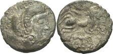 Stater 150-50 Kelten Gallien Coriosolites, Pferd, Eber #BB187