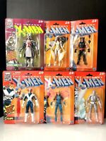 Hasbro Marvel Legends 80 Years Edition X-Men - LOT of 6 Sealed Figures on Card