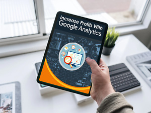 Learn Google Analytics Video Training Course Increase Profits on DVD-Rom + D/L
