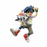 Figure Digimon Adventure G.E.M.Series Joe & Gomamon 16 CM Statue Game #1