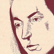 Portrait Fernand Marc Poésie Poète Jean de Bosschère