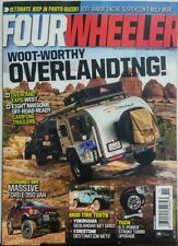 Four Wheeler Nov 2017 Woot Worthy Overlanding Jeep Parts Guide FREE SHIPPING sb