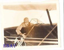 Richard Dix flies airplane VINTAGE Photo Lost Squadron