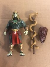 MOTUC Masters of The Universe Classics BATTLE ARMOR KING HSSS Figure Complete