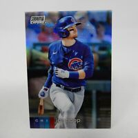 2020 Topps Stadium Club Chrome Refractor IAN HAPP # 343 Chicago Cubs