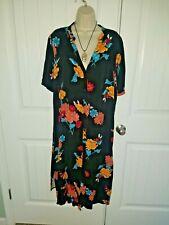 Casual Midi Dress by Justfab Size 2X