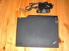 Lenovo Thinkpad X201 Laptop Intel Core i5 @2.40Ghz, 4 GB RAM, 250GB Hard Drive