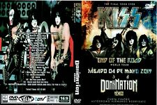 Kiss - End Of The Road - Mexico City - DVD