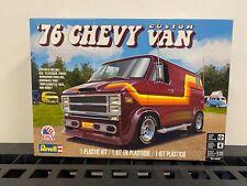 Revell  1/25 1976 Chevy Custom Vanit RMX4490-NEW