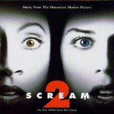 Scream 2 Soundtrack CD NEW Foo Fighters/Nick Cave/Jon Spencer Blues Explosion+
