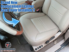 2000 Ford Excursion Limited 4X4 7.3L Diesel Driver Bottom Leather Seat Cover TAN