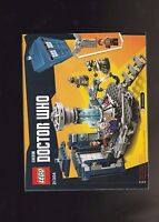 LEGO Doctor Who 21304 Instruction MANUAL ONLY