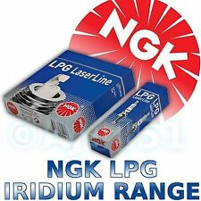5x NGK Laserline Iridium LPG Plugs Audi 200 2.2 89-91