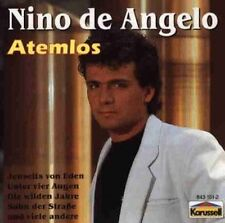 Nino de Angelo Atemlos (compilation, 14 tracks, 1983-87) [CD]