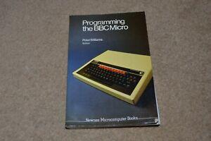 PROGRAMMING THE BBC MICRO 1983 vintage Acorn computing