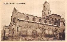 4784) MATERA, CATTEDRALE.