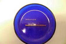 S.S. FRANCE COBALT BLUE ASHTRAY / TRINKET / DISH