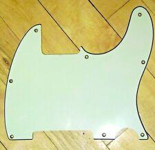 1959 Fender Esquire Custom Pickguard- Original Pre CBS USA 3 Ply 1960 1961 B/W/B