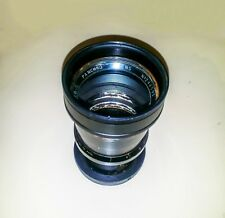 Vintage lens Taylor Hobson Cooke Speed Panchro 100mm f2 Cinematic
