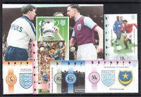 Bernera mint MNH local football stamps WS7287