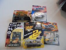 Lot of 5 Diecast Nascars