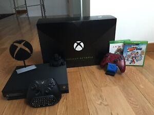 Microsoft Xbox One X 1TB Project Scorpio Limited Edition + Accessori