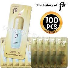 The history of Whoo Gongjinhyang Mi Essential Primer Base 1ml x 100pcs (100ml)