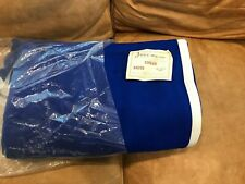 New Equine Cooler Sheet Made In Usa 84x90 Blue Horse