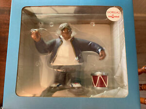 Kidrobot Gorillaz Russel Hobbes CMYK Limited Edition Figure 2006  Rare MIB Box