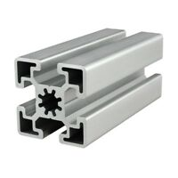 80//20 Inc T-Slot 60mm x 60mm Aluminum Extrusion 30 Series 30-6060 x 600mm N
