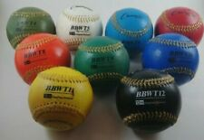 Champion Sports Weighted Training Baseball Set 5-12 Oz Baseballs Pre-owned