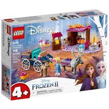 LEGO Disney 41166 Elsa und die Rentierkutsche, Eiskönigin, 4+, 116 Teile