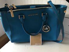 Michael Kors  Aqua Handbag