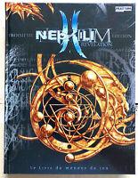 Nephilim 3 Révélation Le livre du meneur de jeu relié JDR / RPG Jeu de Rôle
