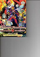 Samurai Flamenco Vol.1-24 End Anime DVD