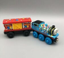 Thomas Wooden Train Happy Birthday Thomas & Box Car