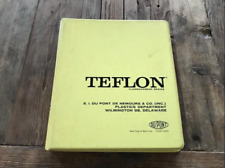 Teflon - Flurocarbon Resins - Dupont manual