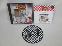 PS1 WELCOME HOUSE Playstation Import JAPAN Game p1