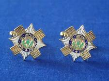 SCOT'S GUARDS CUFF LINK SET