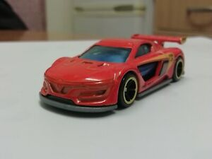Hot wheels RENAULT SPORT RS orange  multipack new without packaging