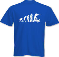 Hunting T-Shirt Evolution Of Mens Funny Hunt Hunter