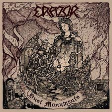 "Erazor ""Dust Monuments"" (NEU / NEW) Black-Thrash-Metal"