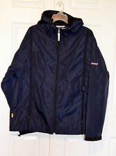 Vintage 90's Tommy Hilfiger Athletics Windbreaker Jacket Front Zipper Men's XL