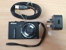 Nikon COOLPIX P330 12.7MP Digital Camera - Black #0811