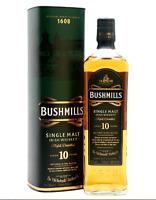 Bushmills Single Malt Irish Whiskey 10YO 40% 700ml FAST DELIVERY & FREE SHIPPING
