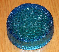 verre de lampe ou coupelle marqué ( holophane france) design atelier industriel