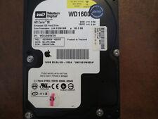 """WD WD1600JB-40GVC0 Apple 655-1232A DCM:DSBHNTJAA 160gb IDE/ATA 3.5"""" Hard Drive"""